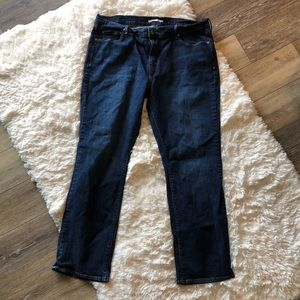 Woman's Levi's® 505™ Straight Jeans
